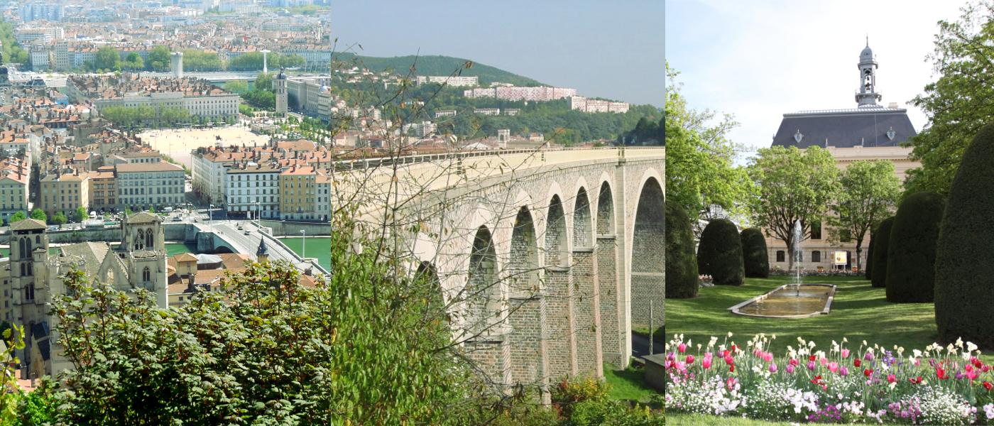 Photographies de Lyon, Tarare et Villefranche-sur-Saône