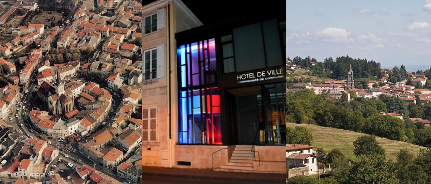 Photographies de Belleville, Brignais et Vaugneray