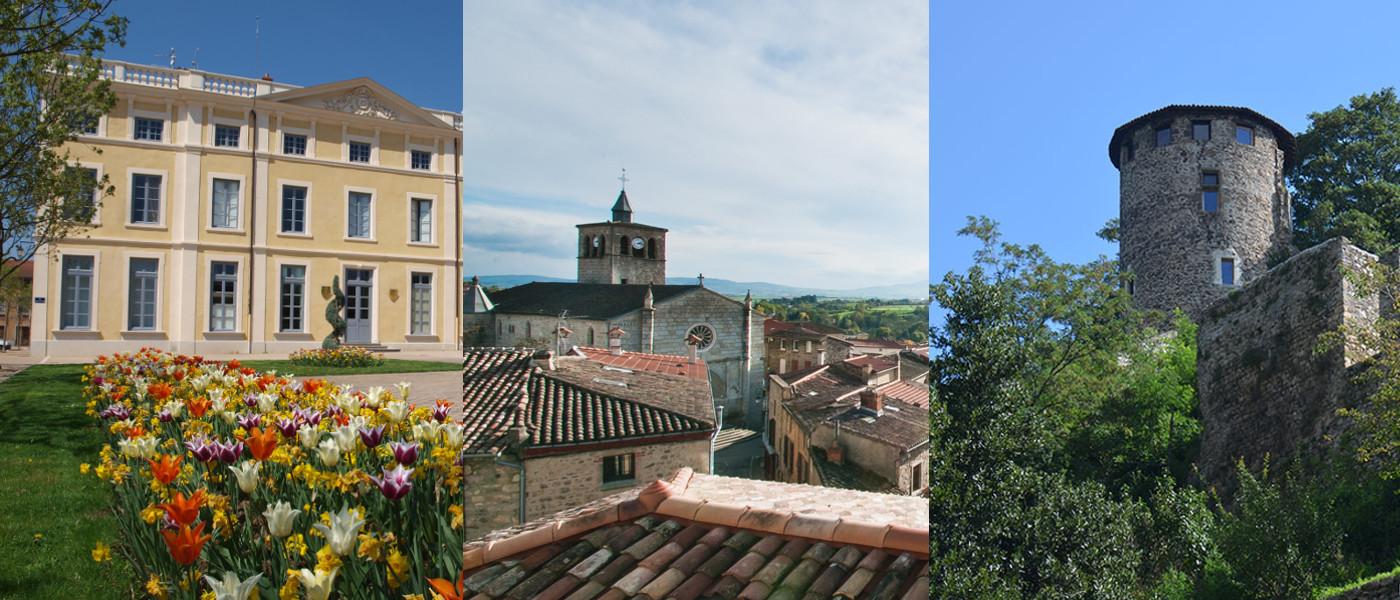 Photographies de Saint-Symphorien-d'Ozon, Mornant et Condrieu