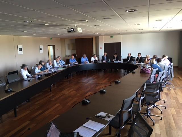 Comité Directeur de l'AMF69 du 9 juin 2016 à Sainte Foy les Lyon 6