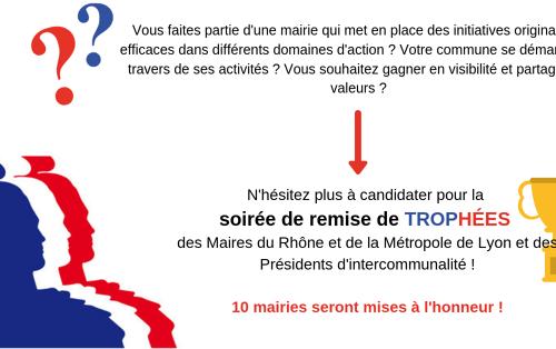 TROPHEES DES MAIRES DU RHONE AMF69